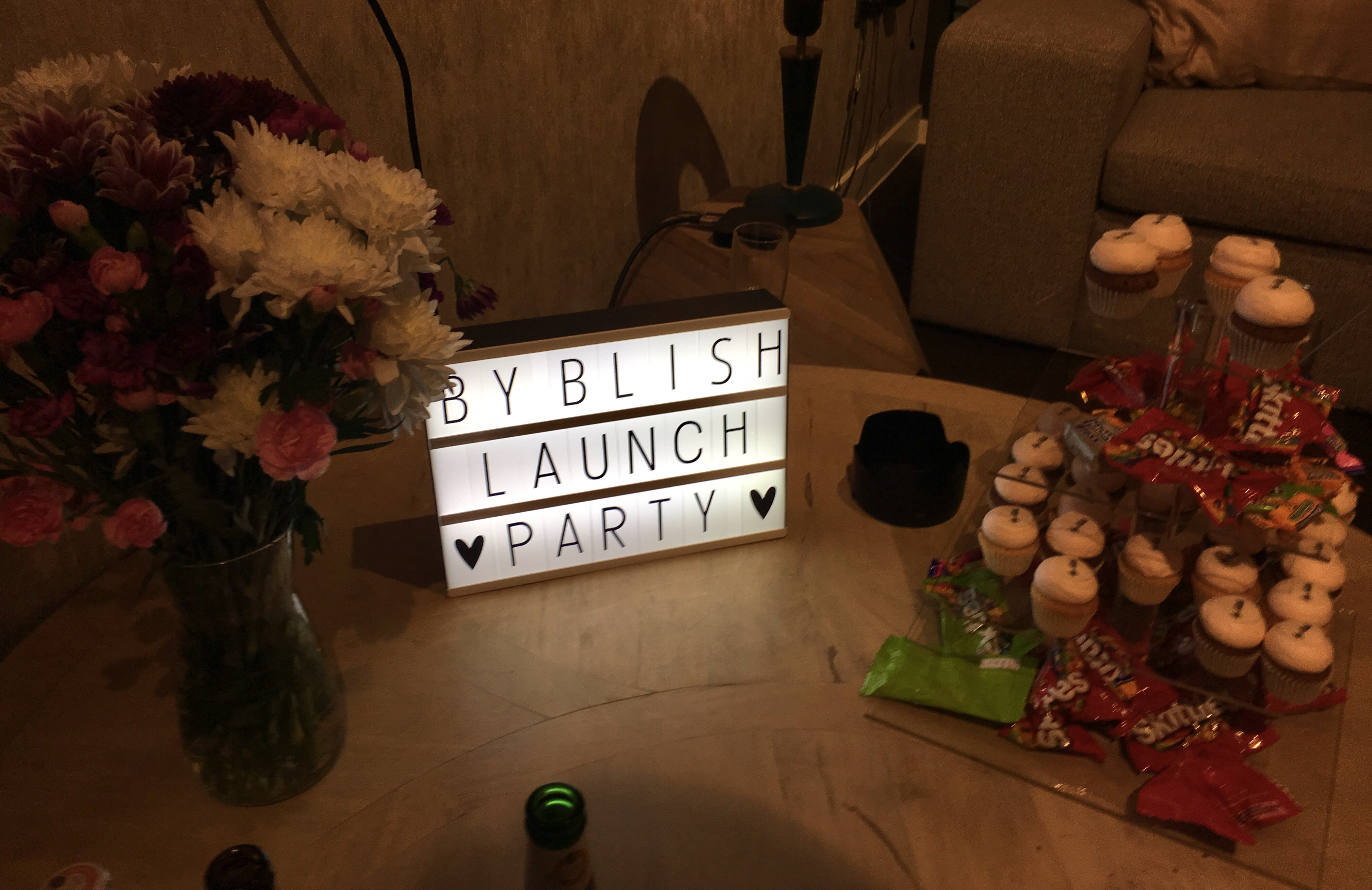By Blish Launch Party