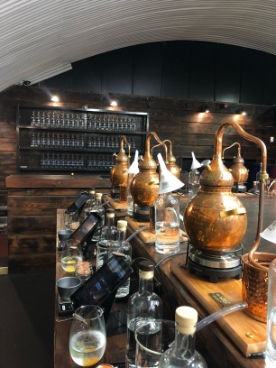Three Rivers Gin Experience