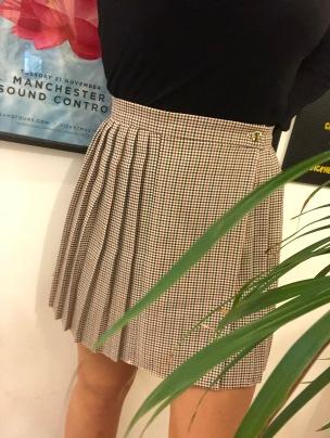 Primark kilt skirt